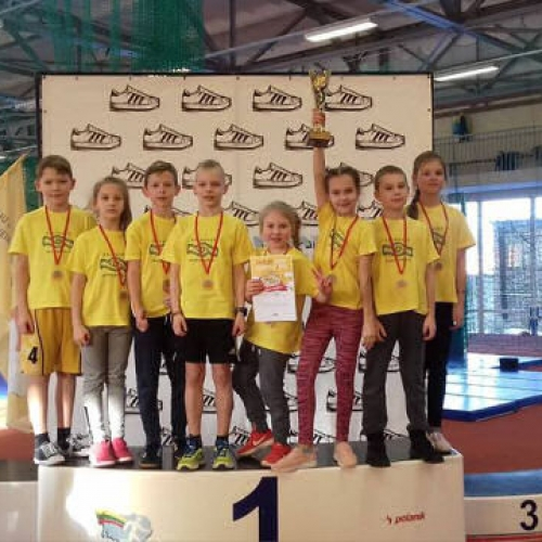 CHARLOT JUNIOR GAMES CUP  – 2018